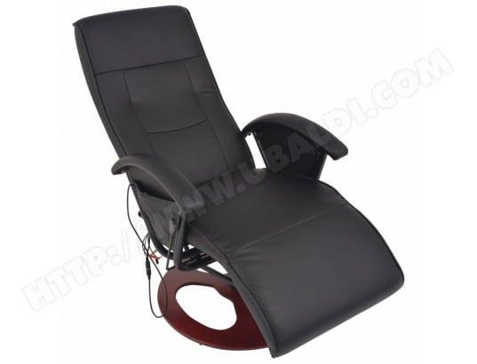 Bazeec Aw0003487 Pas Cher Fauteuil électrique De Massage Cuir