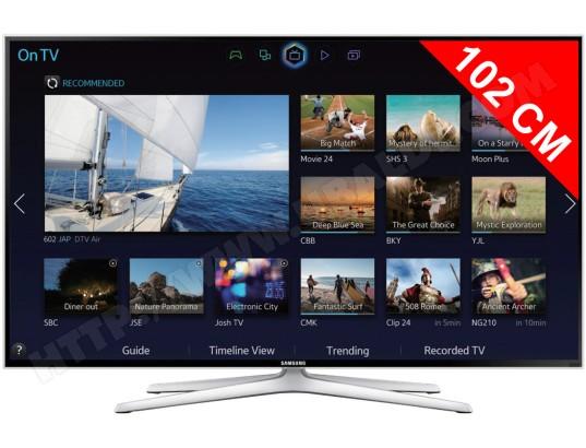 comparatif tv led full hd 3d 102 cm samsung ue40h6400 awxzf et commentaire client page 5. Black Bedroom Furniture Sets. Home Design Ideas
