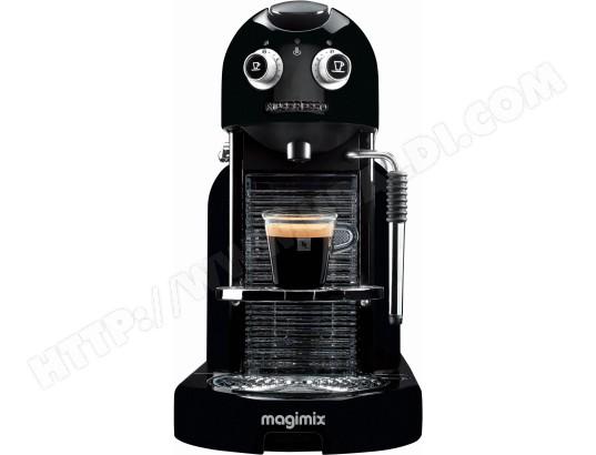 Nespresso MAGIMIX 11331 Maestria M400 noire