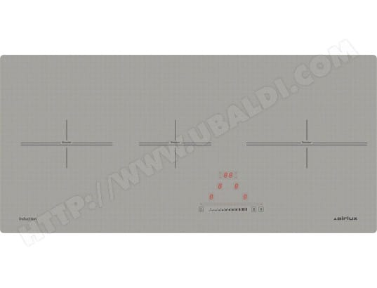 Plaque induction AIRLUX ATI83SI