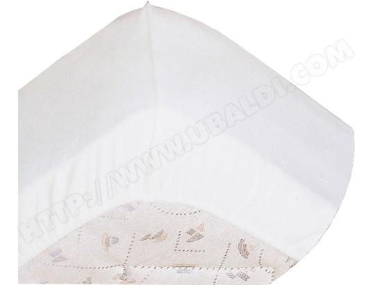 Protège matelas NUIT DES VOSGES Anouck 140x190 bonnet 30cm
