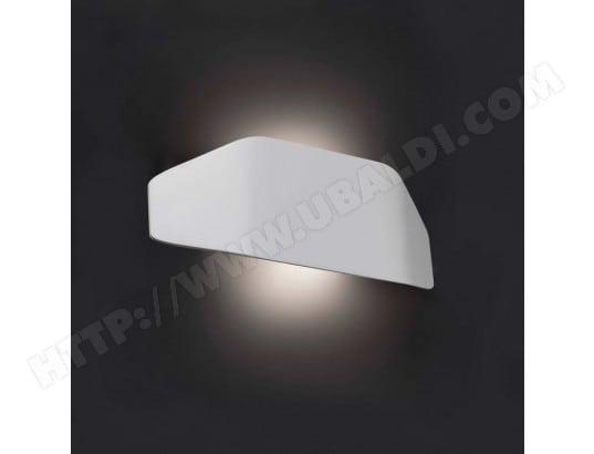 Applique extérieure électrique rectangulaire en polycarbonate