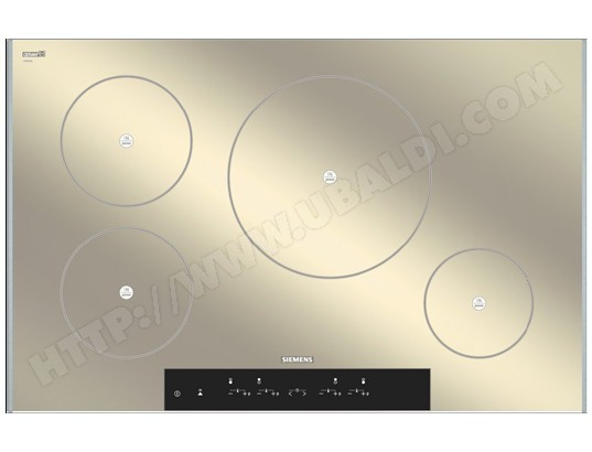 acheter populaire 524b7 170b7 Plaque Induction Siemens. plaque induction siemens ...