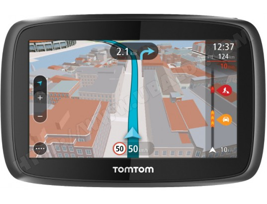 gps auto tomtom go 50 europe 45 pays cartographie et trafic vie pas cher. Black Bedroom Furniture Sets. Home Design Ideas