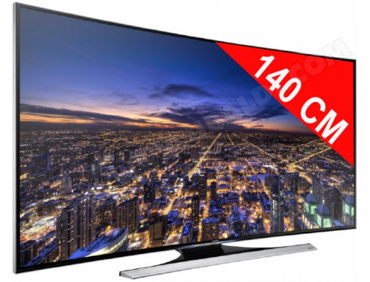 samsung ue55hu8200 incurv tv led 4k incurv 3d 140 cm livraison gratuite. Black Bedroom Furniture Sets. Home Design Ideas