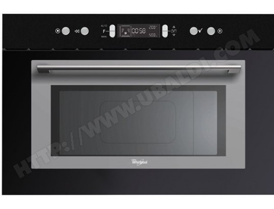 Micro ondes Grill Encastrable WHIRLPOOL AMW931NB