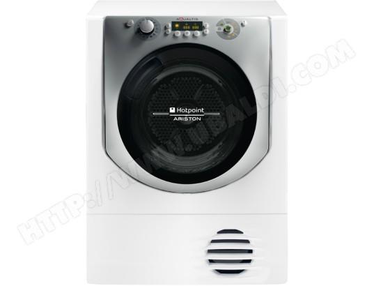 hotpoint ariston aqc9 6f7 tm1 pas cher s che linge condensation hotpoint ariston livraison. Black Bedroom Furniture Sets. Home Design Ideas