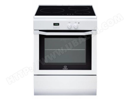 Cuisiniere induction INDESIT IC6316C6AWFR