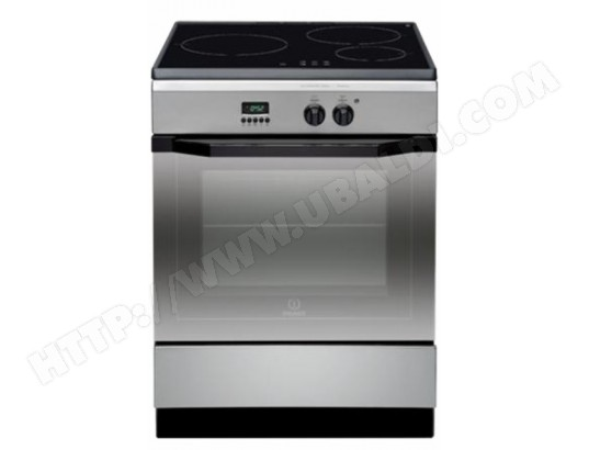Cuisiniere induction INDESIT I6316C6ATX