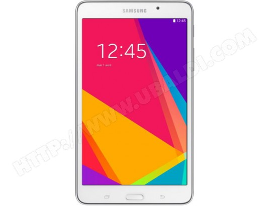 Samsung galaxy tab 4 en 7 39 39 blanc sm t235 wifi 4g 8 go tablette tactile pas cher - Samsung galaxy tab 3 7 8go lite blanc ...