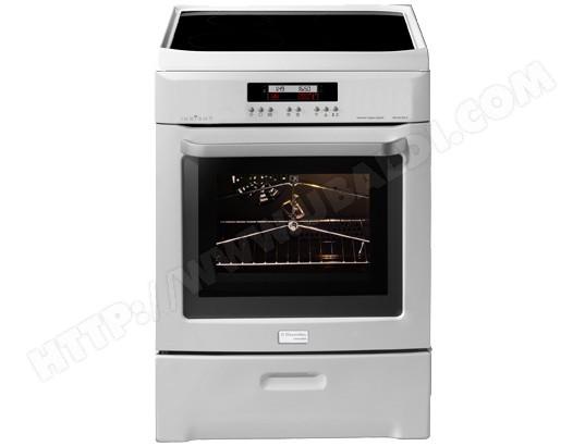electrolux ekd607700w pas cher cuisiniere induction. Black Bedroom Furniture Sets. Home Design Ideas