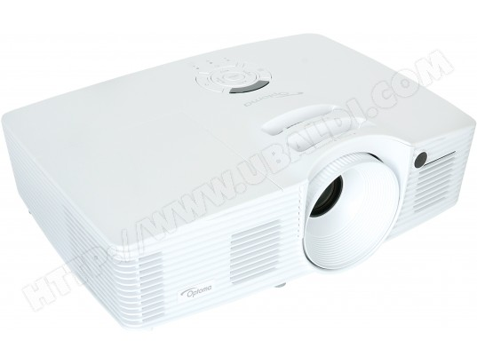 Vidéoprojecteur Home Cinéma OPTOMA HD26 Blanc