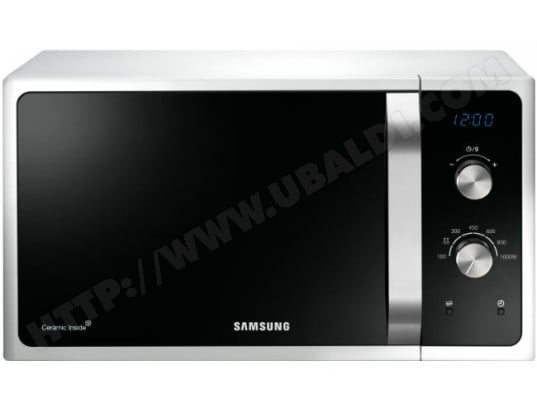 samsung ms28f303eaw pas cher micro ondes samsung livraison gratuite. Black Bedroom Furniture Sets. Home Design Ideas