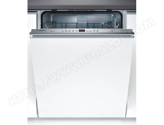 Lave vaisselle tout integrable 60 cm BOSCH SMV53L30EU