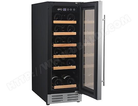 climadiff cle18 pas cher cave vin encastrable climadiff livraison gratuite. Black Bedroom Furniture Sets. Home Design Ideas