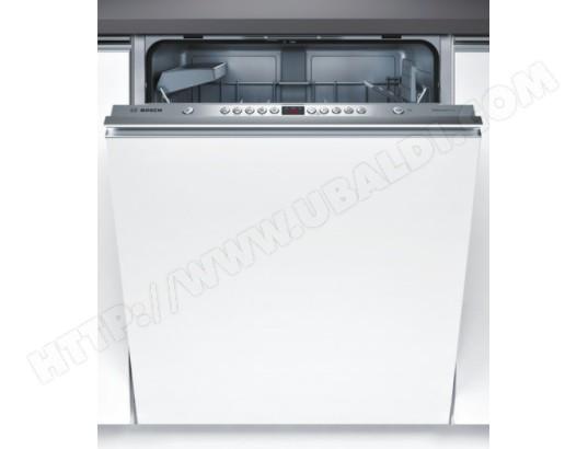 Lave vaisselle tout integrable 60 cm BOSCH SMV53L40EU