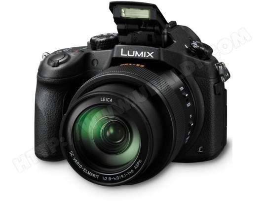 Appareil photo numérique bridge PANASONIC Lumix DMC-FZ1000 noir