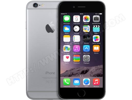 iPhone APPLE iPhone 6 gris sidéral - 16 Go