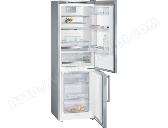 Réfrigérateur congélateur bas SIEMENS KG36EBI40