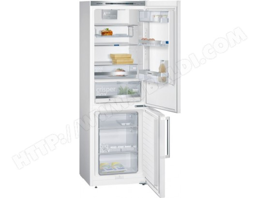 Réfrigérateur congélateur bas SIEMENS KG36EBW40