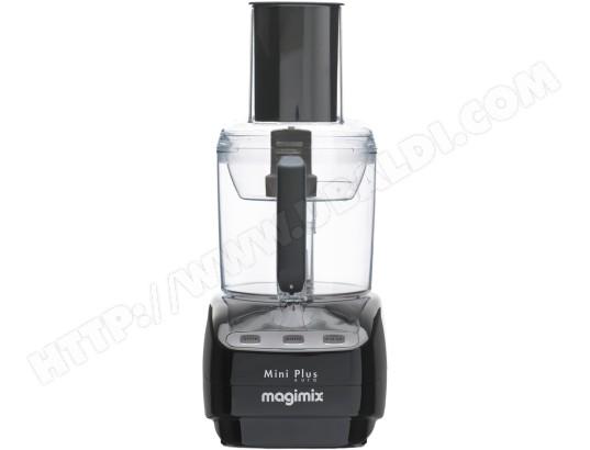 Robot culinaire MAGIMIX 18252F Mini Plus noir