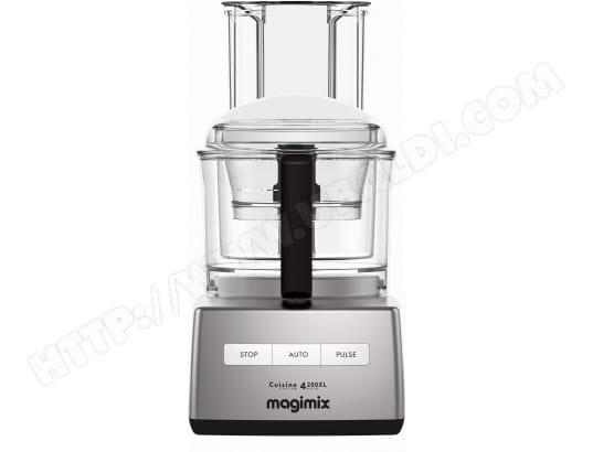 Robot culinaire MAGIMIX 18471F CS 4200 XL Chrome Mat