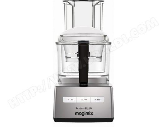 Robot culinaire MAGIMIX 18591F CS 5200 XL Chrome Mat