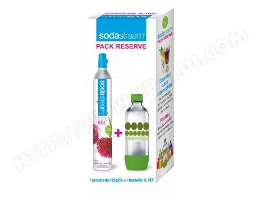 Cartouche de recharge SODASTREAM 3011081 Pack réserve