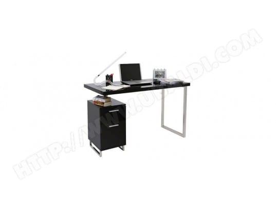 Bureau design noir laquac large size of bureau design noir laque
