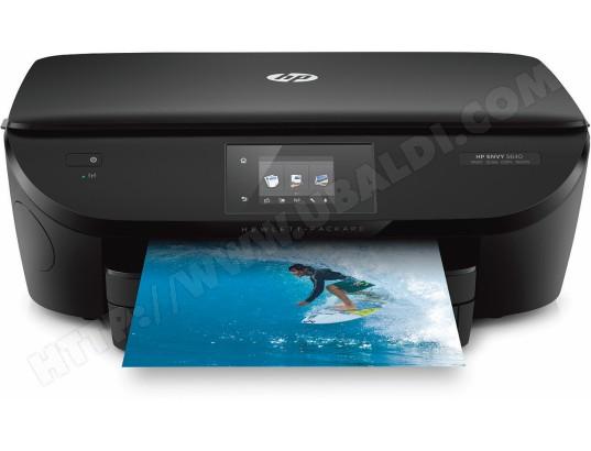 Imprimante multifonction jet d'encre HP Envy 5640 - 3 en 1 Wi-Fi