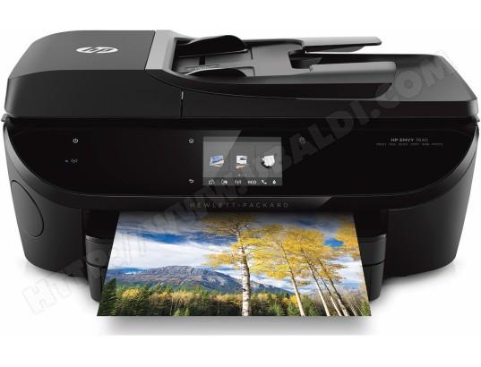 Imprimante multifonction jet d'encre HP Envy 7640 e-All-in-One