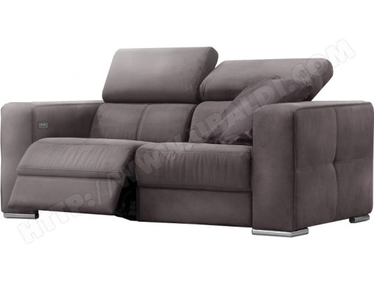 canap microfibre ub design nuage 2 places 2 relax. Black Bedroom Furniture Sets. Home Design Ideas