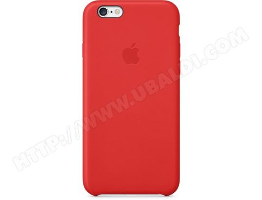 coque iphone 6 rouge et noir