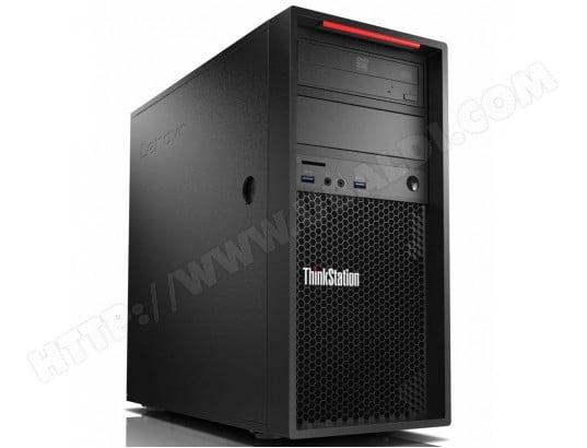 Pc bureau lenovo thinkstation p320 30bh000xfr intel xeon e3 1245