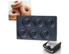 Plaque beignet TEFAL XA801112 Coffret plaques beignets + livre recette