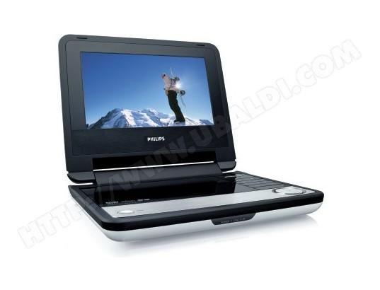 lecteur dvd portable philips pet731 pas cher. Black Bedroom Furniture Sets. Home Design Ideas