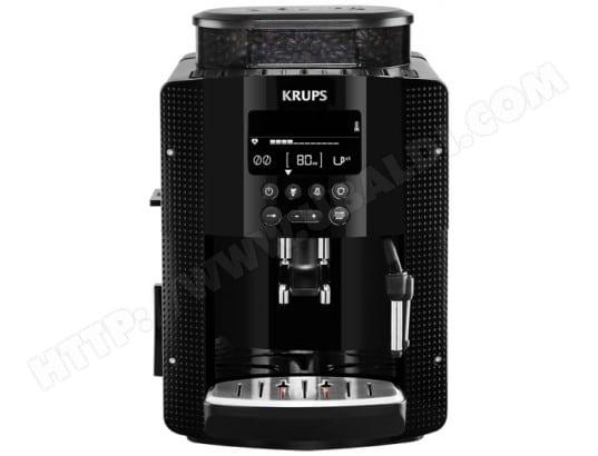 Expresso KRUPS YY8135FD Compacte avec Ecran LCD