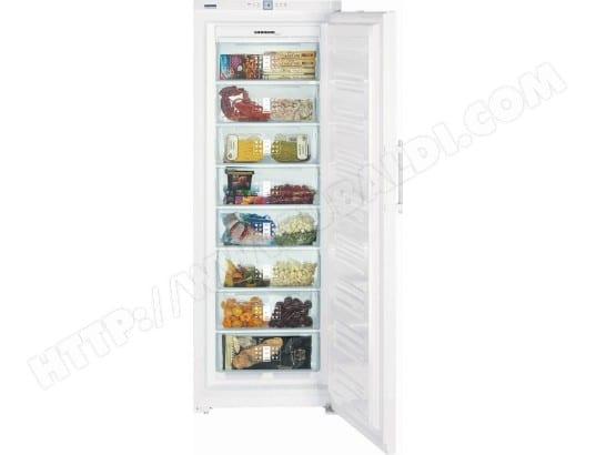 Congélateur armoire LIEBHERR GNP4166