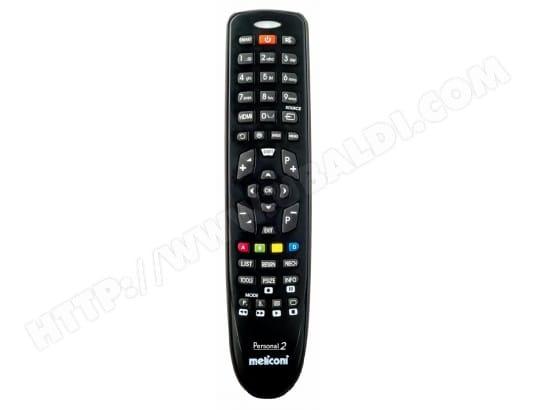 Télécommande universelle MELICONI Personal 2 - LG