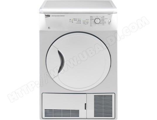 beko dc7132s pas cher s che linge condensation beko livraison gratuite. Black Bedroom Furniture Sets. Home Design Ideas
