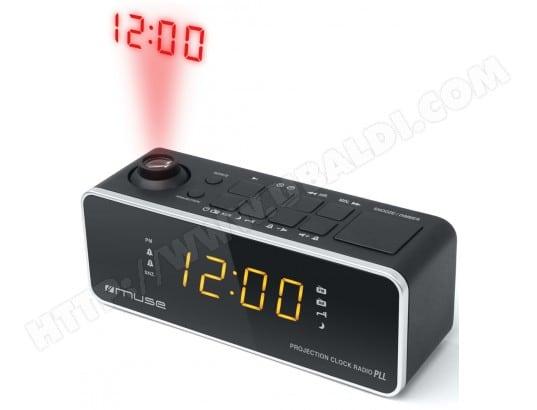 Radio réveil MUSE M-188 P