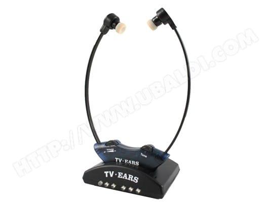 Avis Casque Sans Fil Tv Ears Tv Ears 23 Sytem Test Critique Et Note