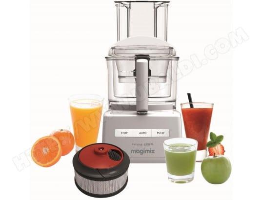 Robot culinaire MAGIMIX 85415F CS 4200 XL + coffret SmoothieMix 17652