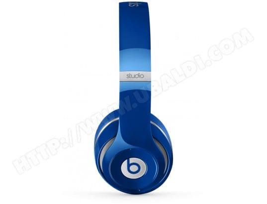 Casque audio arceau BEATS Studio V2 Bleu