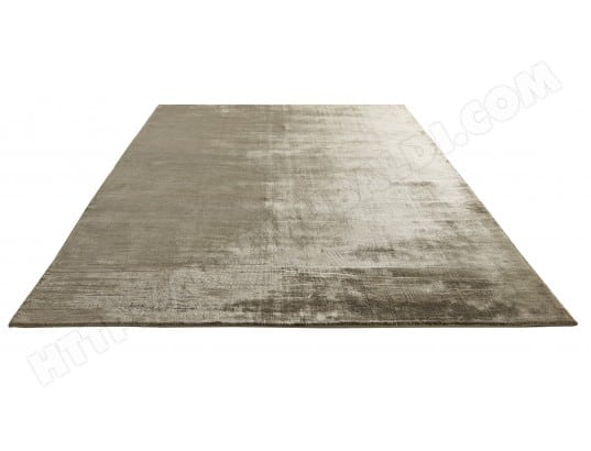 tapis home spirit shine 230x170cm taupe pas cher ubaldicom - Tapis Pas Cher