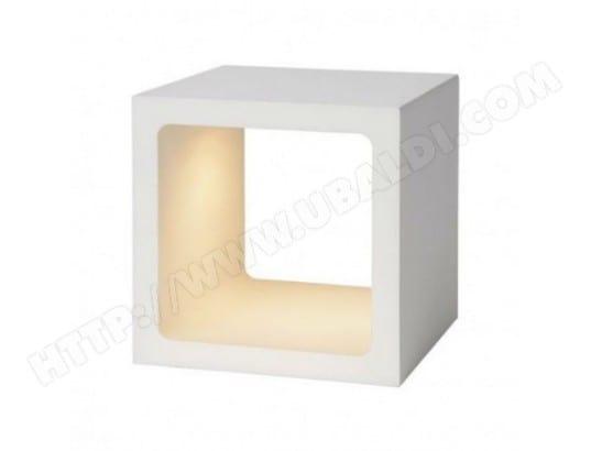 Lampe De Table Xio Led Blanc 10 Cm Lucide 4005 Pas Cher Ubaldi Com