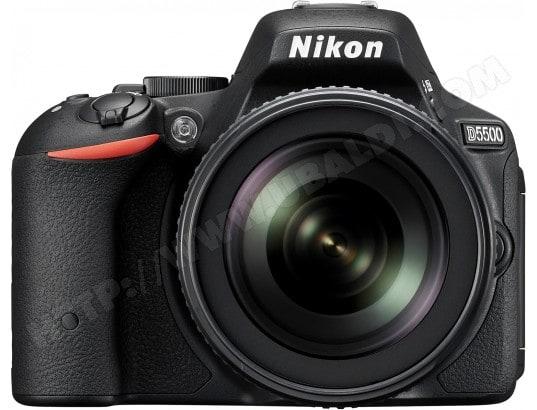 Appareil photo numérique reflex NIKON D5500 + 18-105mm VR