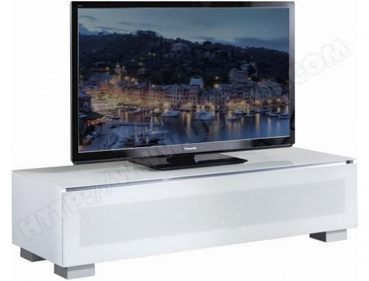 Meuble TV MUNARI GE150BI - Blanc