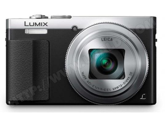 Appareil photo numérique compact PANASONIC Lumix DMC-TZ70 silver