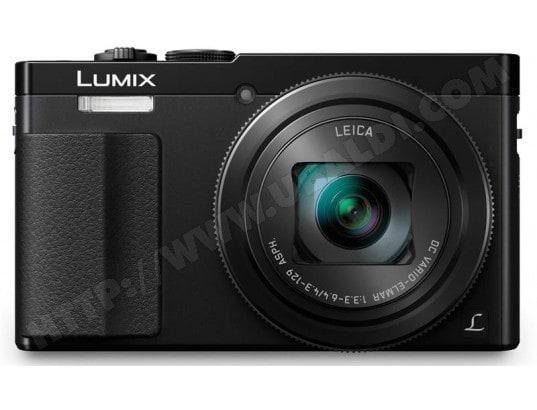 Appareil photo numérique compact PANASONIC Lumix DMC-TZ70 noir